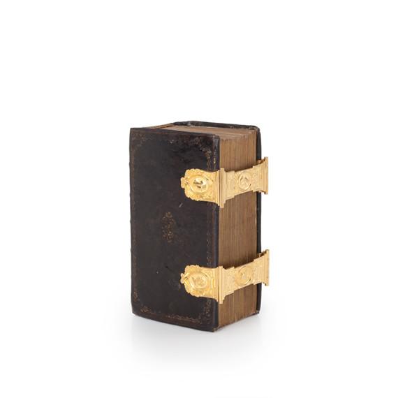 Gouden bijbelsloten Dordrecht 18e eeuw