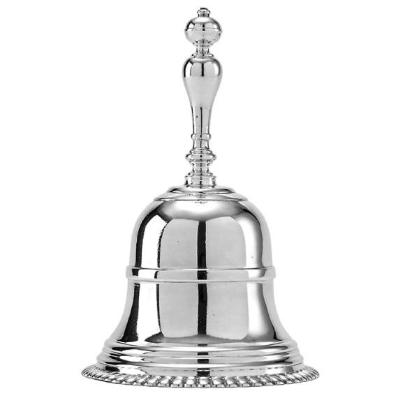 Zilveren tafelbel Den Haag 18e eeuw